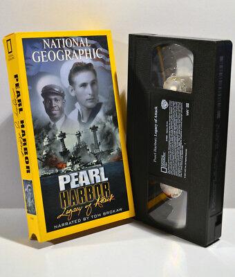Pearl Habor, National Geographic, Englisch, 2001, Erzählt von Tom Brokaw, (National Habor)