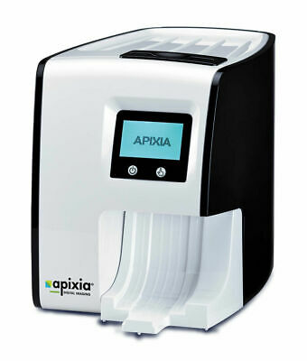 Apixia Exl Psp X-ray Scanner System For Dental Veterinary -fda W2 Yr. Warranty