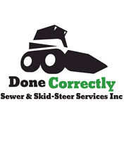 Landscaping and skid-steer services.