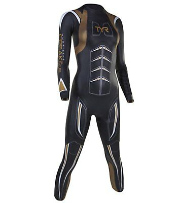 NEW – TYR Women's Hurricane Freak Of Nature Fullsleeve Triathlon Wetsuit