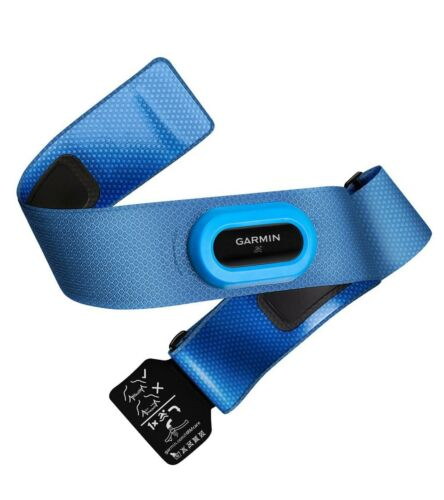 Garmin HRM-Swim Heart Rate Monitor Blue 010-12342-00
