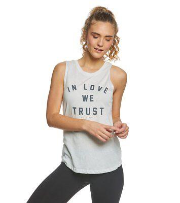 Women Mobster (SPIRITUAL GANGSTER WOMEN in love we trust muscle tank top yoga peace love t new)