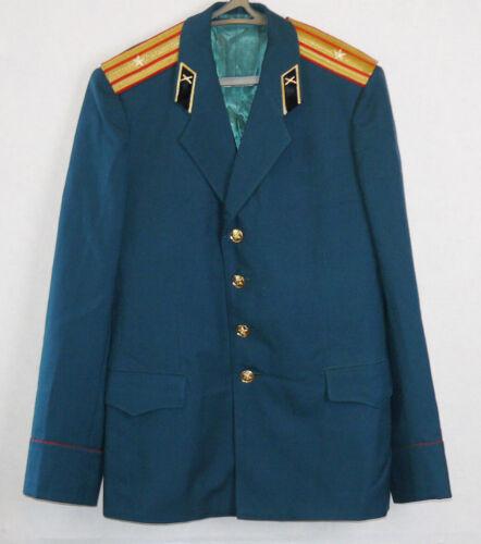 Parade Blazer Uniform Jacket Soviet Russian Army Military Major Tunic Large Sz
