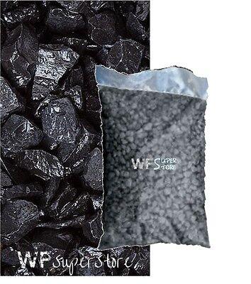 Graniglia marmo Nero Ebano 9/12 - sacco da 25 kg - sassi pietre giardino