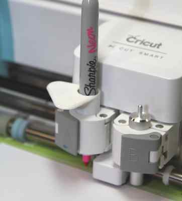 Sharpie Fine Point   Ultimate Cricut Pen Adapter