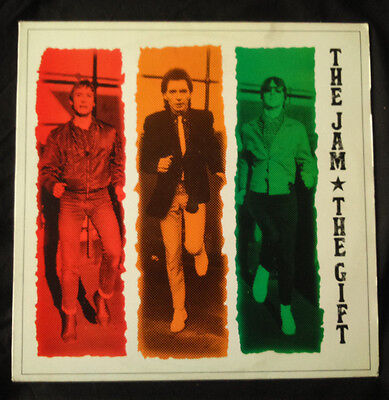 The Jam The Gift 1982 Polydor – POLD 5055 Paul Weller