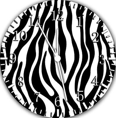 New Zebra wall clock 10