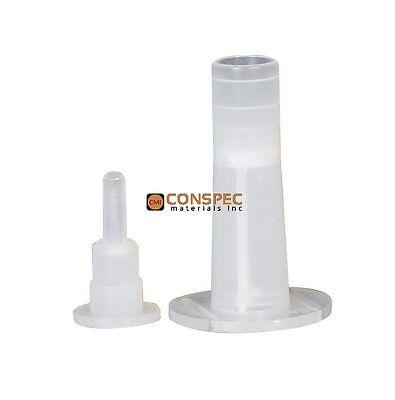 Conspec Epoxy Crack Injection Surface Ports Concrete Crack Repair 10 Pack Kit