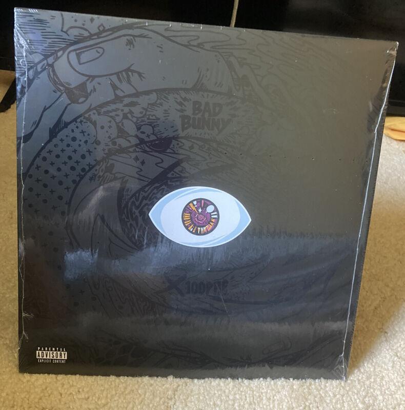 X 100PRE by Bad Bunny (Vinyl Record, 2019)