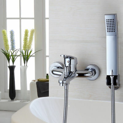 Bathtub Faucet Sprayer Combo