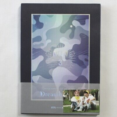BTS Offiicial Now 3 In Chicago Dreaming Days DVD Full Set Suga J-hope Photocard