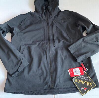 The North Face Apex Flex Active Gore-Tex Jacket Black Size 2XL