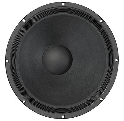"Eminence Alpha-15A 15"" Driver 8 ohm 400 Watt 97dB 1.5"" Replacement Speaker"
