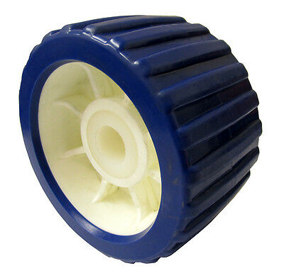 WOBBLE ROLLER with 22MM HOLE for boat trailer