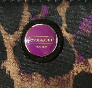 Genuine COACH Wristlet Purse Coogee Cockburn Area Preview