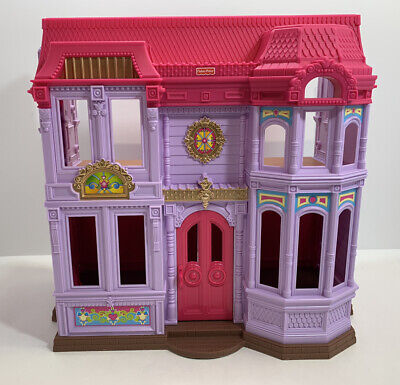 Fisher Price Loving Family Family Manor Dollhouse House Only