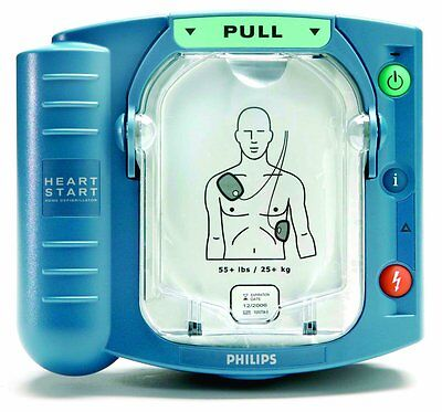 New Philips Heartstart Onsite Aed Automated External Defibrillator M5066a-c02