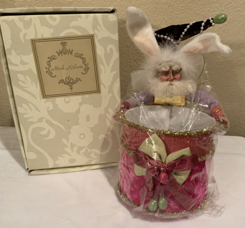 Mark Roberts Easter Morning Fairy Candy Box 51-75604