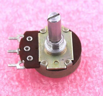 Alps 10k Ohm Potentiometer - Lot Of 3