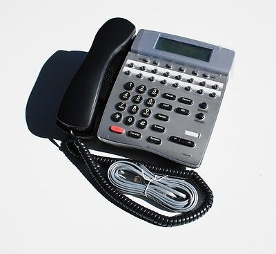 Nec Dterm Ip Phone Black 780028 Itr-16d-3 Tested By Certified Phone Technician