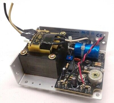 Fortronsource Hls 15-1.5 Regulated Power Supply Output 15vdc 1.5a