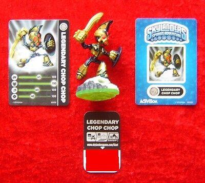 Legendary Chop Chop Skylanders Spyros Adventure, Skylander Figur, Neu
