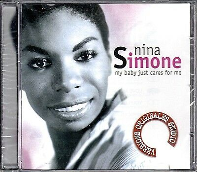 Nina Simore~My Baby Just Cares For Me (Best Of)~BRAND NEW CD~Fast 1st Class