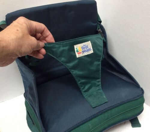 The First Years Portable Booster Chair Travel Highchair 104
