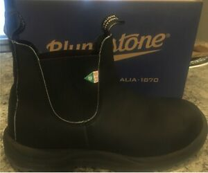 New Blundstone Steel Toes Size 11 (extra insoles $27 value!)