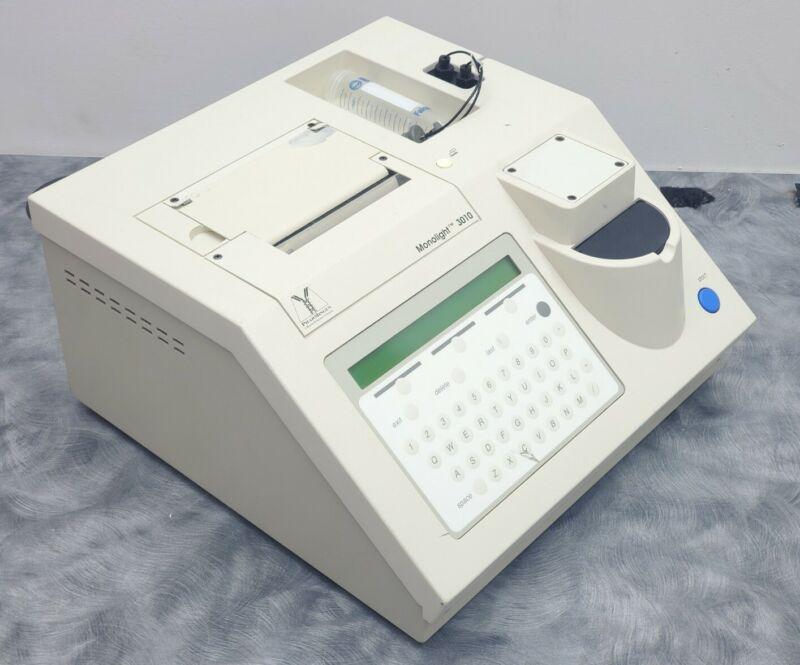BD BioSciences Pharmingen Monolight 3010 Analytical Luminometer 556861
