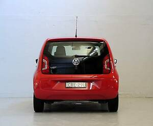 2012 Volkswagen UP! Hatchback Wickham Newcastle Area Preview