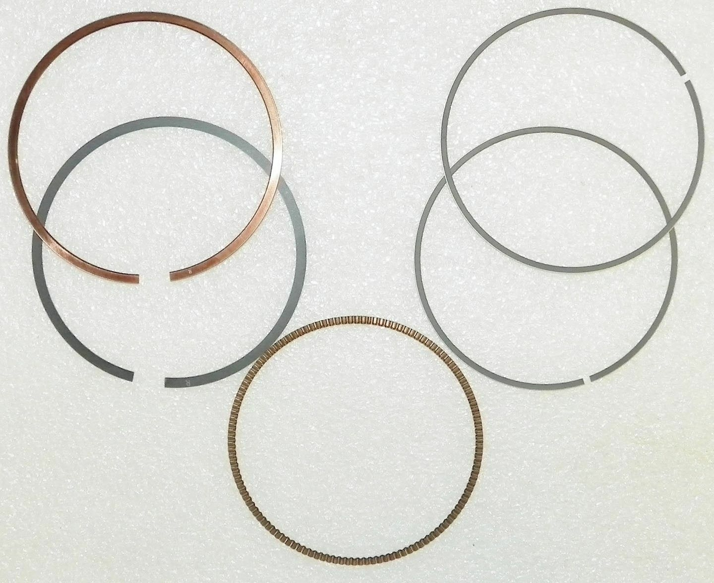 WSM Yamaha 1000 FX Piston Rings 010-970-06 - .75mm SIZE ONLY OEM 4XV-11603-00