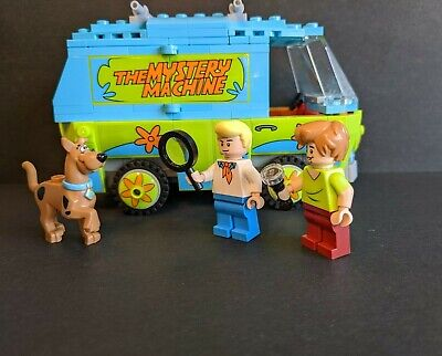 Lego Scooby-Doo The Mystery Machine (75902) VEHICLE +3 MINIFIG ONLY