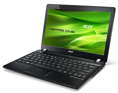 11 6  Acer Aspire One 725 Laptop Netbook Amd C 70 Windows 7 Hdmi Webcam Free S H