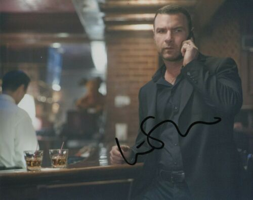 Liev Schreiber Ray Donovan Autographed Signed 8x10 Photo COA 2019-4