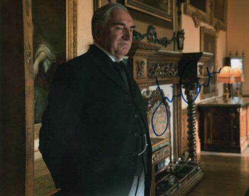 Jim Carter Downton Abbey Autographed Signed 8x10 Photo COA 2019-3