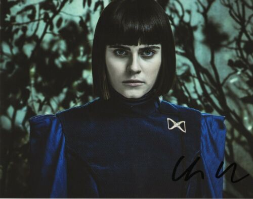 Ally Ioannides Into the Badlands Autographed Signed 8x10 Photo COA 2019-2