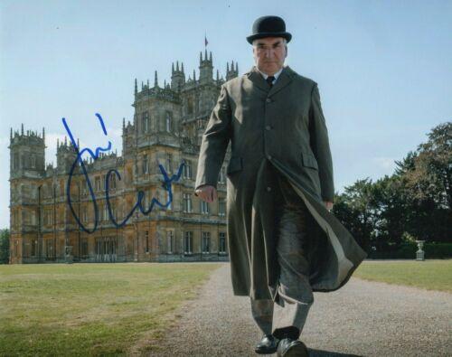 Jim Carter Downton Abbey Autographed Signed 8x10 Photo COA 2019-1