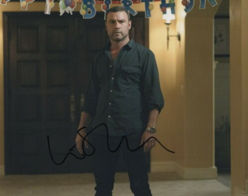 Liev Schreiber Ray Donovan Autographed Signed 8x10 Photo COA 2019-5