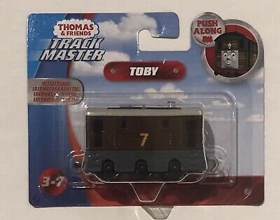 Trackmaster Push Along Small Engine Toby NEW