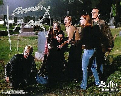 """OFFICIAL WEBSITE James Marsters """"Buffy the Vampire Slayer"""" 8x10 AUTOGRAPHED"""
