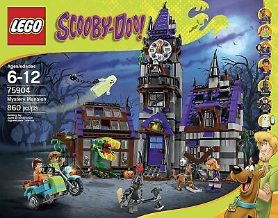 Lego Scooby-Doo Mystery Mansion SET 75904
