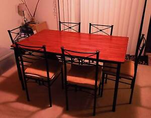 Dining Table and Chairs - Sutherland. $50 Sutherland Sutherland Area Preview