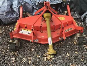REAR 3PT LINKAGE MOWER - TRACTOR ATTACHMENT - NEAR NEW Leppington Camden Area Preview