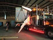 B Mciver transport and sideloader service Laverton Wyndham Area Preview