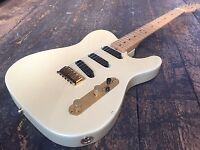 Fender Telecaster James Burton Firma Originale Tweed Custodia Rigida 1988 - 1989 - burton - ebay.it