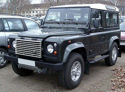 The Land Rover Defender still deserves respect