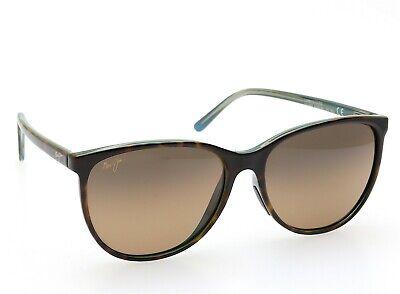 Maui Jim MJ723-10P Ocean 57-16-135 Polarized Cat Eye Sunglasses (Maui Jim Ocean)