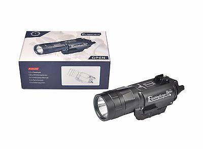 Best 420Lumen Cree Tactical LED Bright Light Hunting Gun Pistol Flashlight