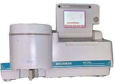 Beckman Du 530 Spectrophotometer Seller Refurbished